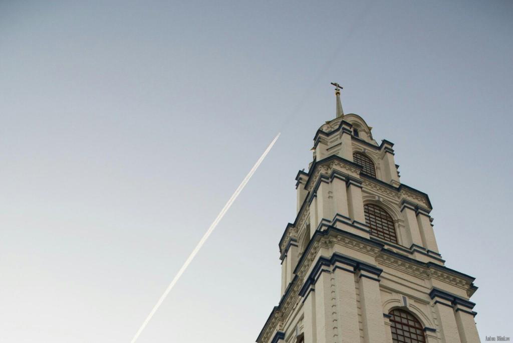 с. Эрлекс, Гусь-Хрустальный р-н. Троицкая церковь 02