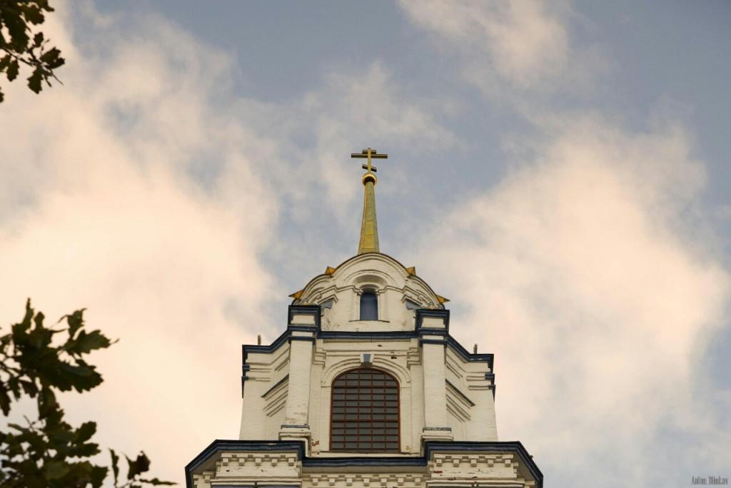 с. Эрлекс, Гусь-Хрустальный р-н. Троицкая церковь 04