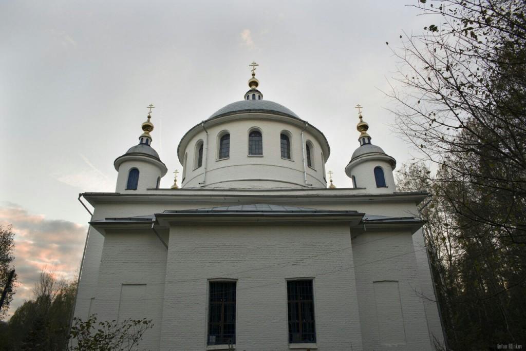 с. Эрлекс, Гусь-Хрустальный р-н. Троицкая церковь 06