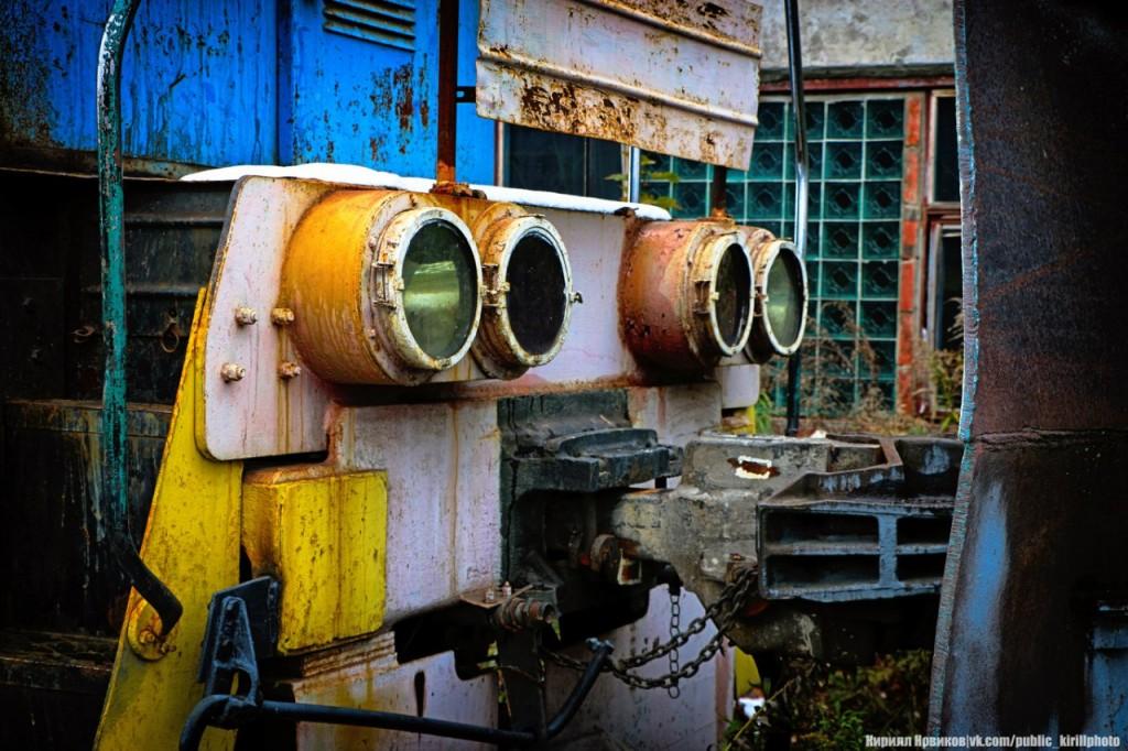 Industrial Vladimir 08