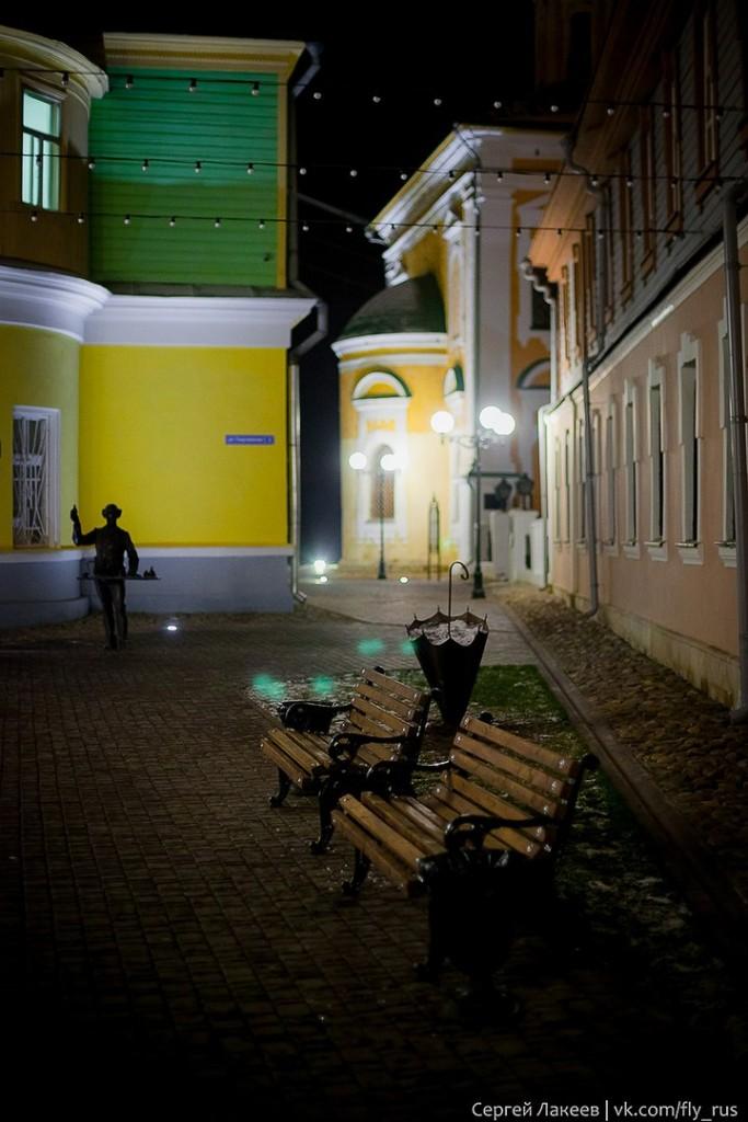 Вечерняя прогулка по Владимиру осенью 06