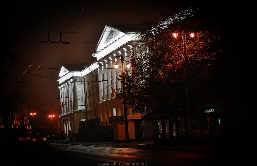Владимир в ночи от Андрея Вознесенского 01