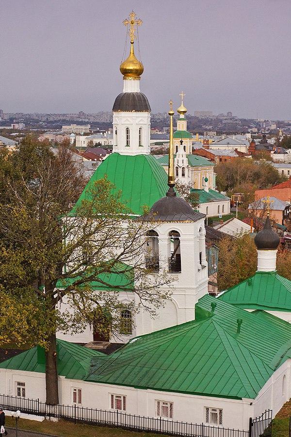Владимир в ноябре от Владислава Тябина 01