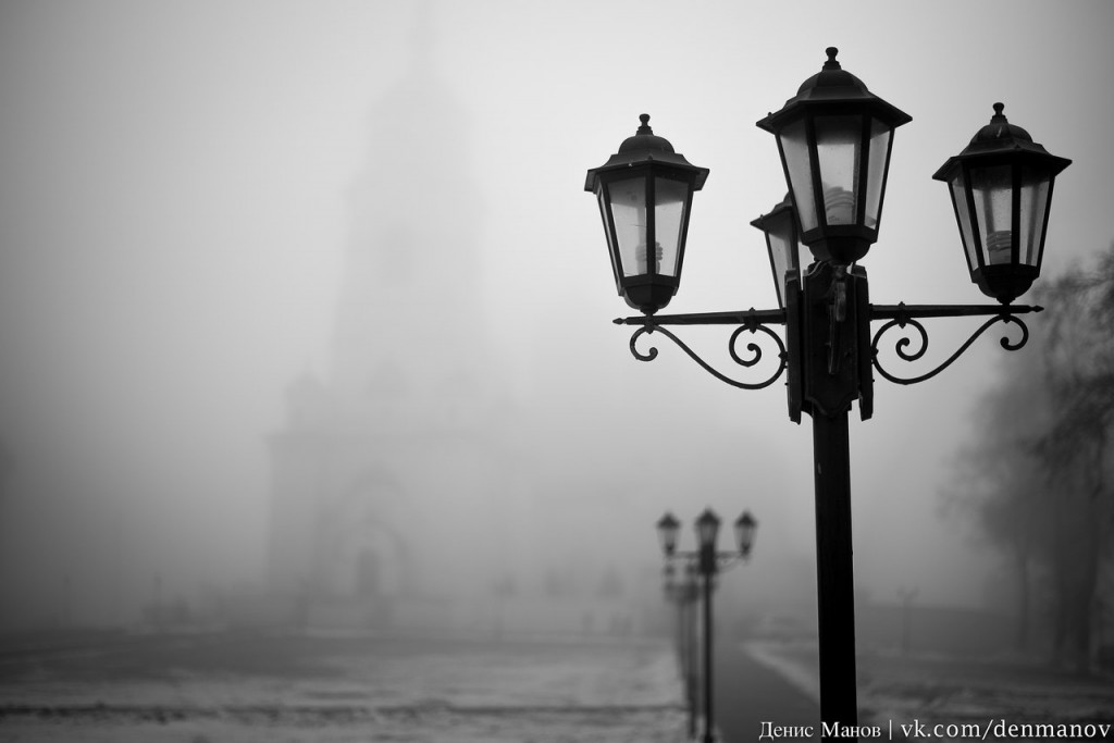 Владимир в тумане (Ноябрь, 2015) 01