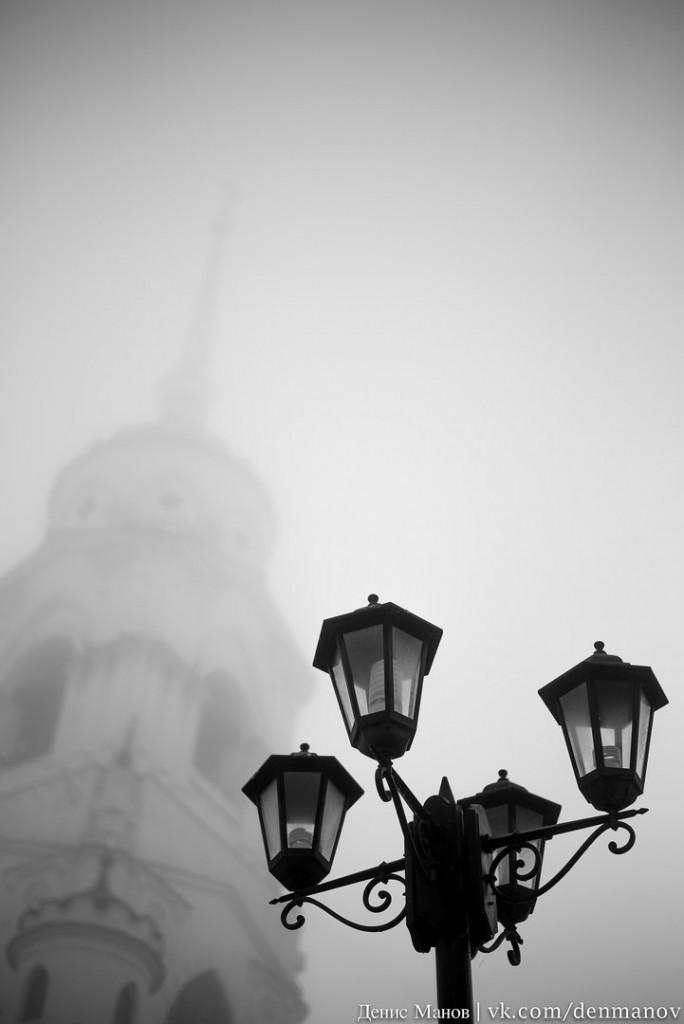 Владимир в тумане (Ноябрь, 2015) 02