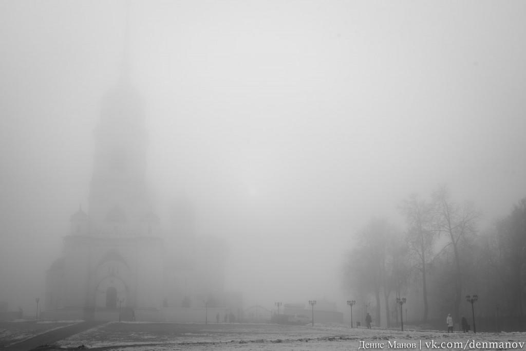 Владимир в тумане (Ноябрь, 2015) 04