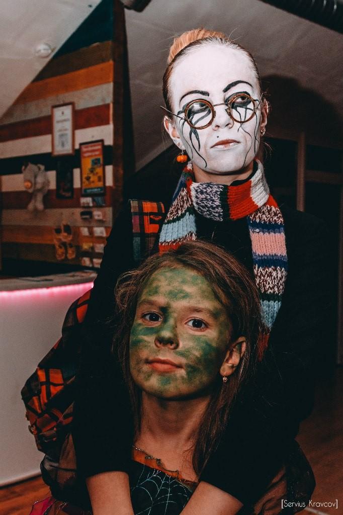 Владимир, Halloween - Некафе 27