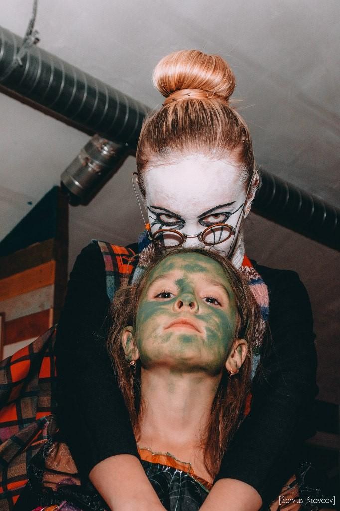 Владимир, Halloween - Некафе 28