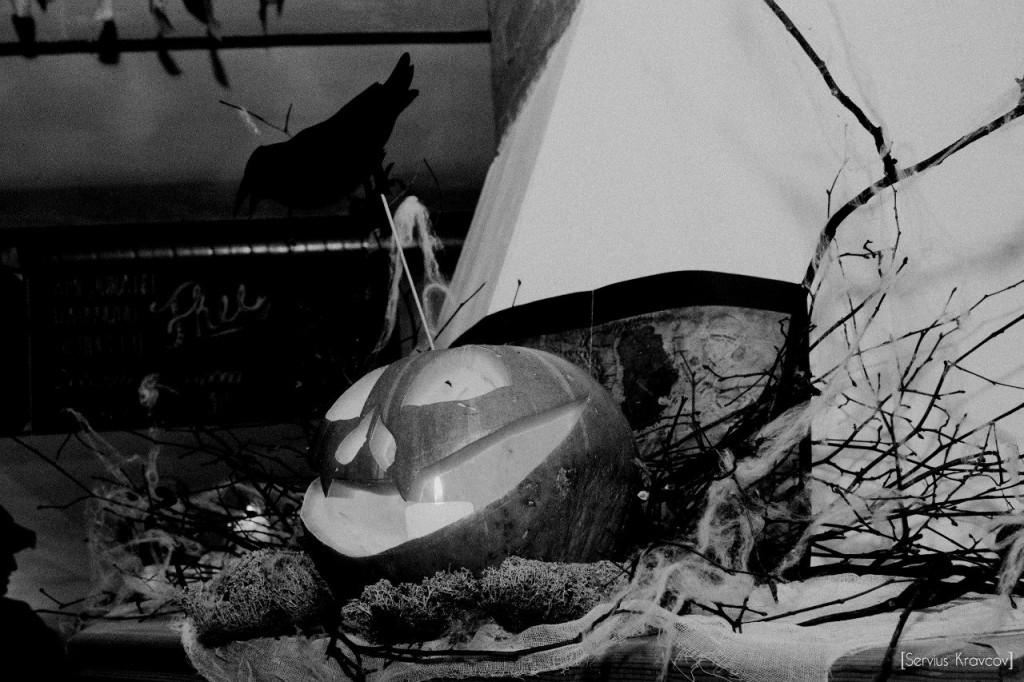 Владимир, Halloween - Некафе 32