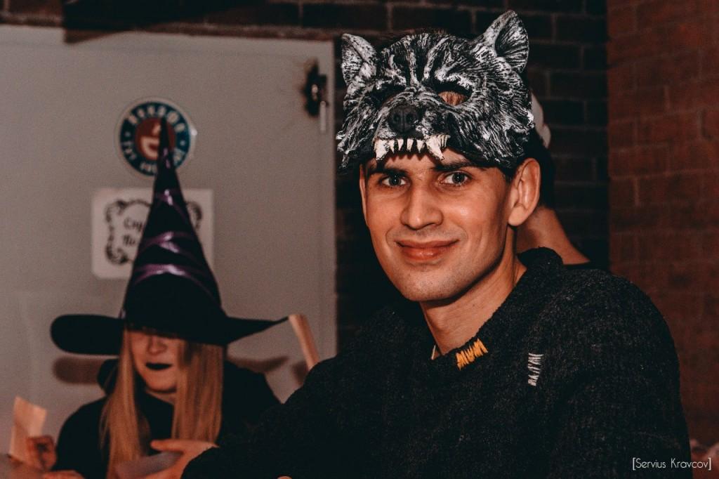 Владимир, Halloween - Некафе 33