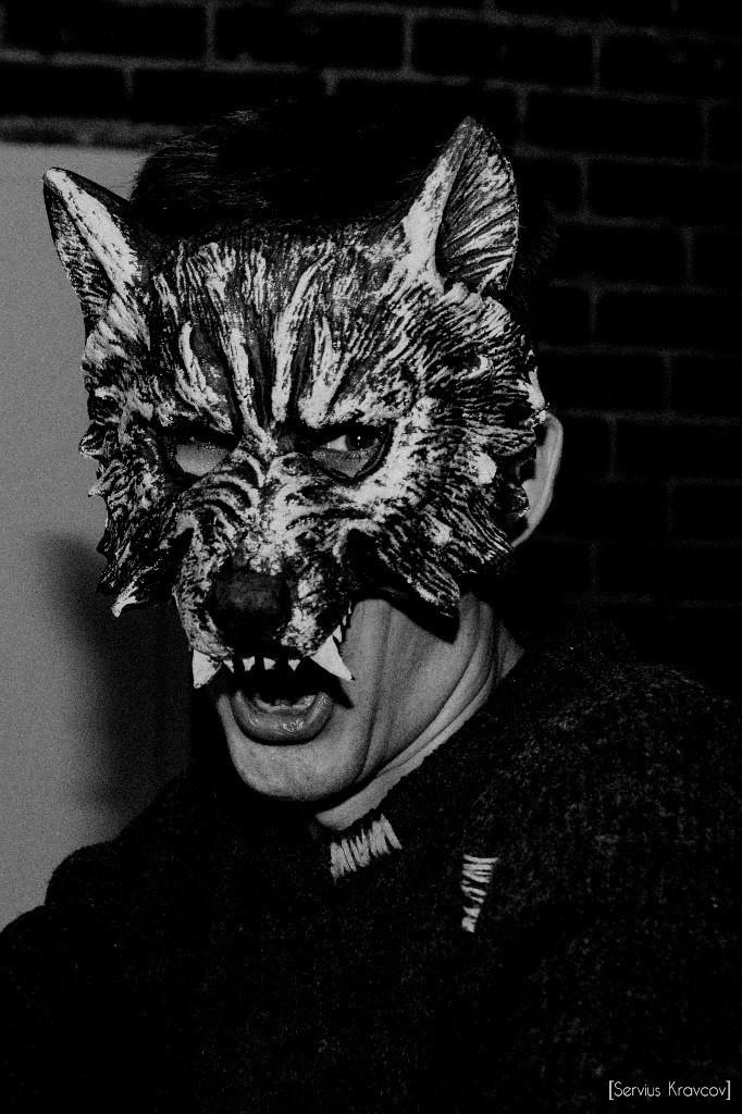 Владимир, Halloween - Некафе 34