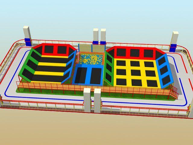 Во Владимире планируют открыть батутный центр 02