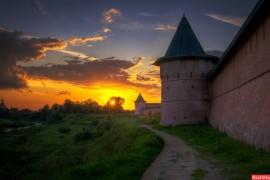 Искусство и культура: Спасо-Евфимиев монастырь. Суздаль