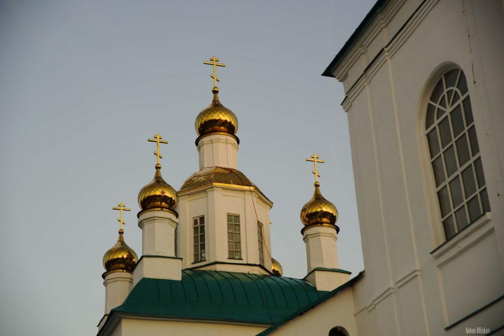 Казанская церковь, Борисово-Глебское, Судогодский р-н 03