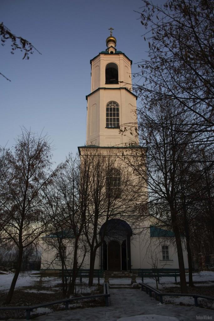 Казанская церковь, Борисово-Глебское, Судогодский р-н 04
