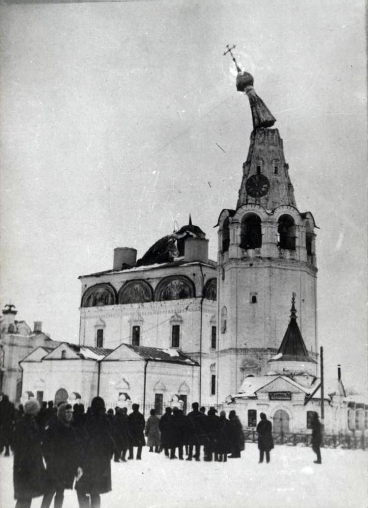 Казанский собор г. Вязники и его внутреннее убранство 01
