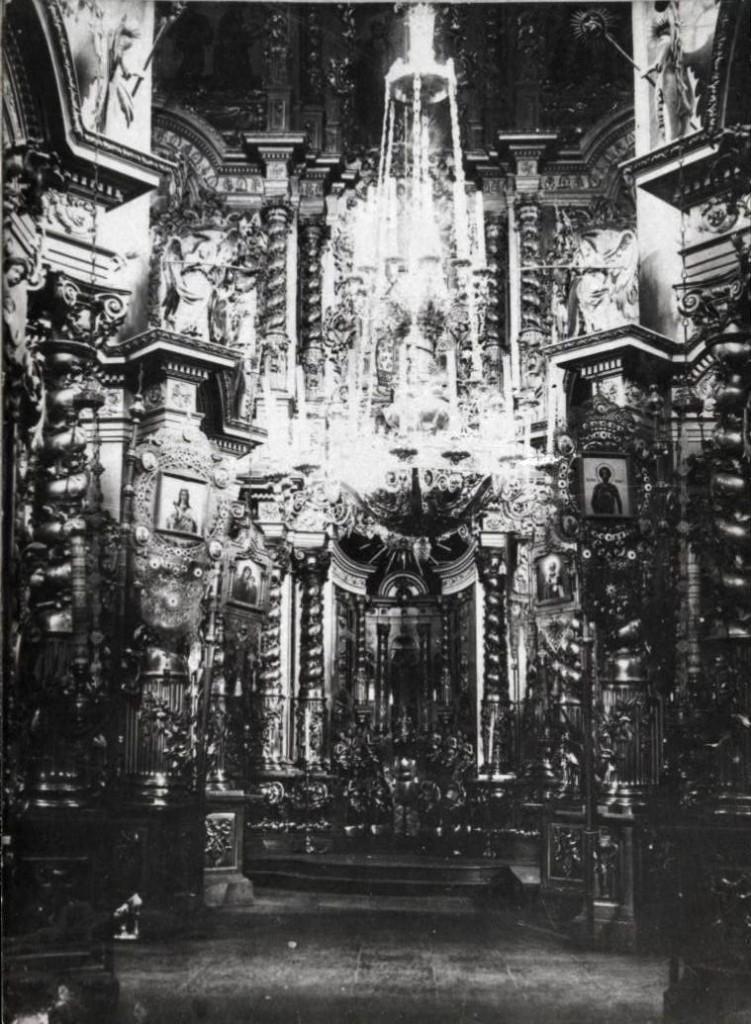 Казанский собор г. Вязники и его внутреннее убранство 03