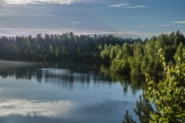 Любимое место отдыха жителей и гостей города Петушки