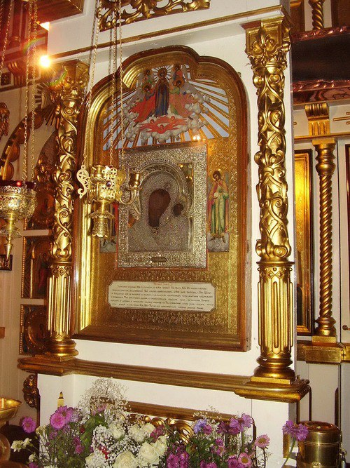 Молебен с выносом Казанской иконы Божией Матери (Вязники) 01