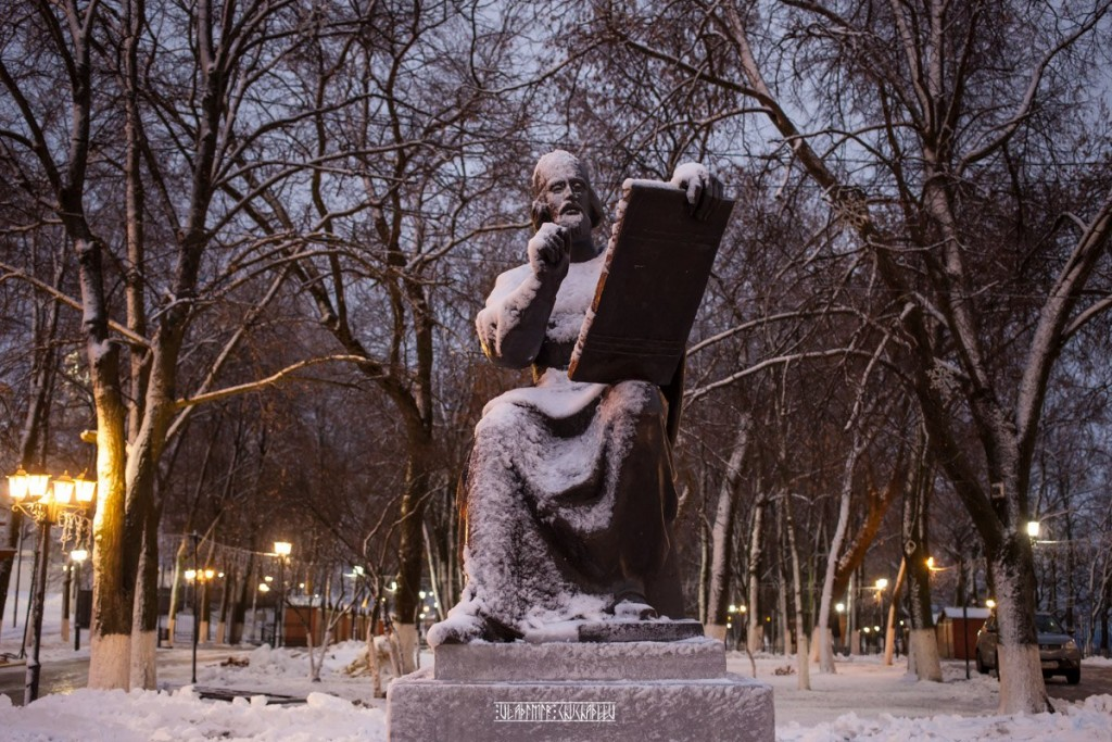 Новогодняя ёлка во Владимире 2015-2016 03