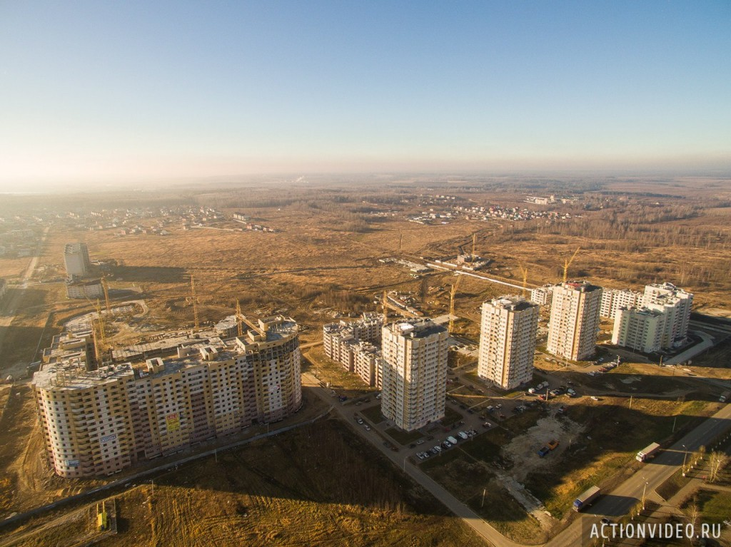 Новый ЖК в Юрьевце, 7 квартал 01