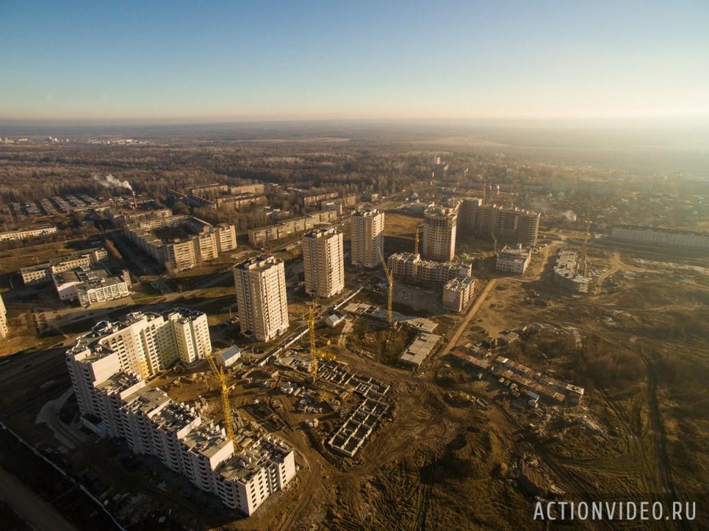 Новый ЖК в Юрьевце, 7 квартал 03