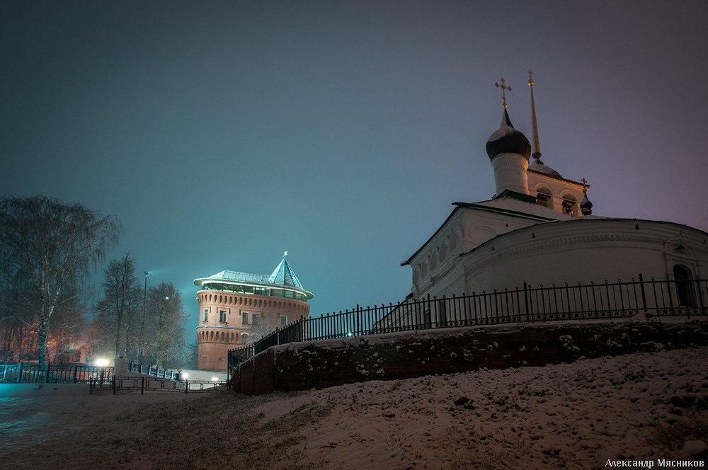 Ночной Владимир завораживает 02