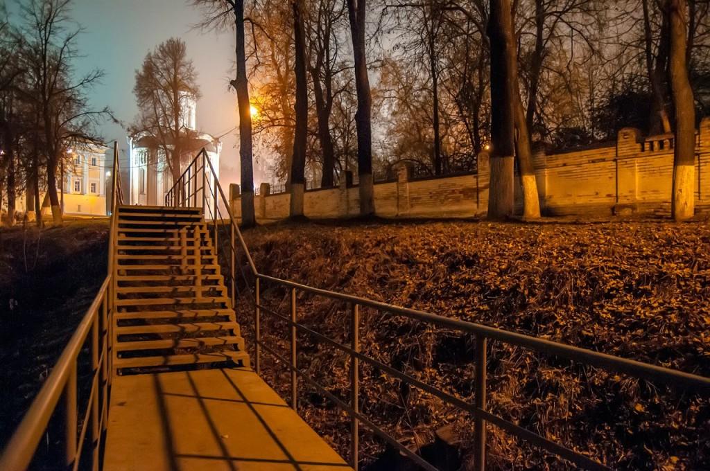 Ночью Владимир производит особое впечатление 04