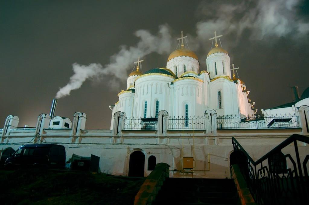 Ночью Владимир производит особое впечатление 10