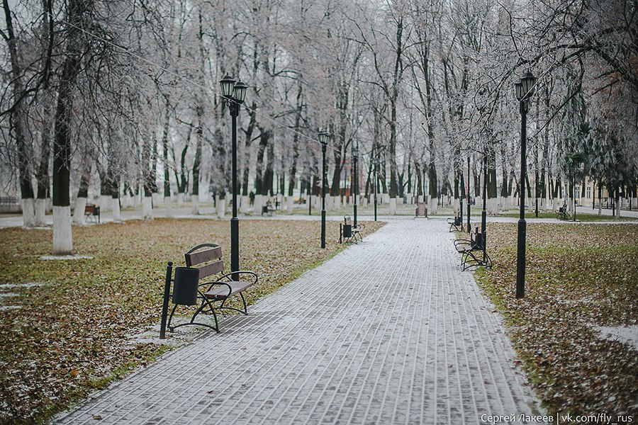 Ноябрьская осень во Владимире 04
