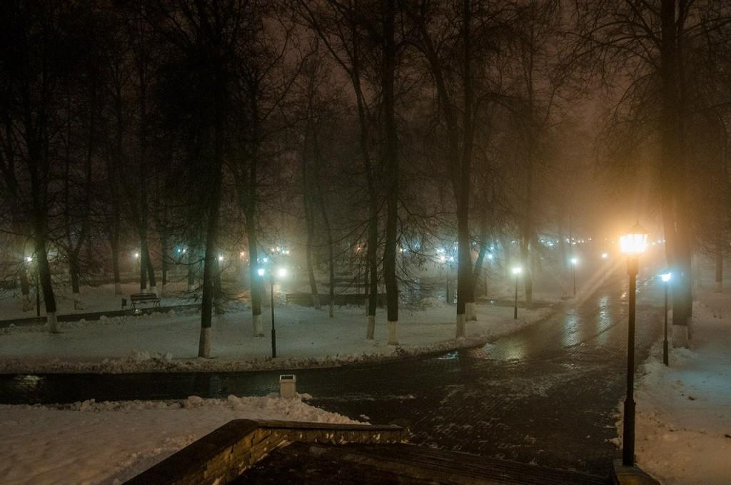 Ноябрьские туманы во Владимире 03