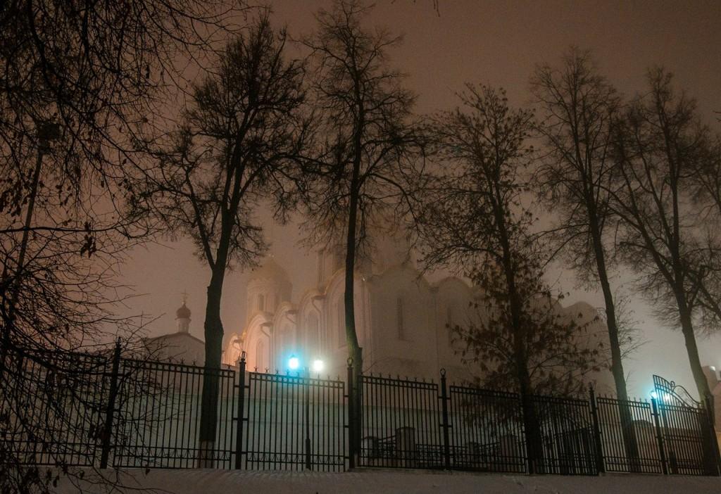 Ноябрьские туманы во Владимире 04