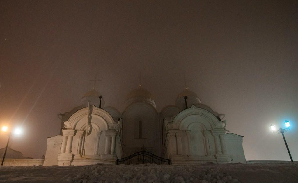 Ноябрьские туманы во Владимире 05