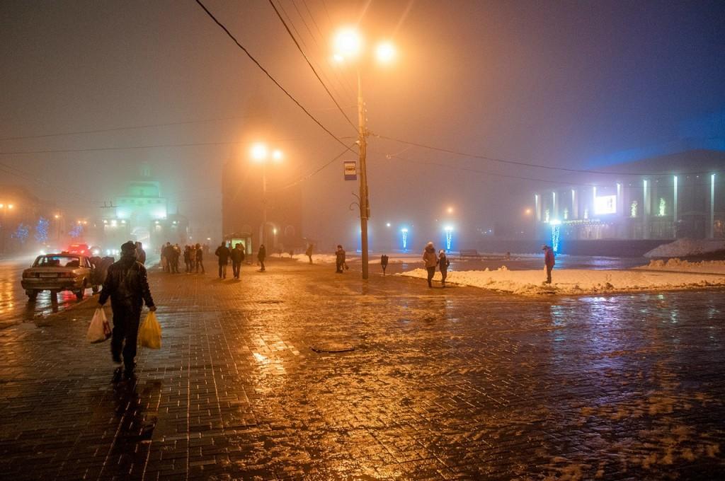 Ноябрьские туманы во Владимире 08