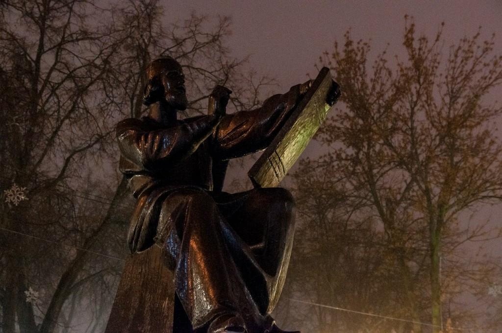 Ноябрьские туманы во Владимире 24