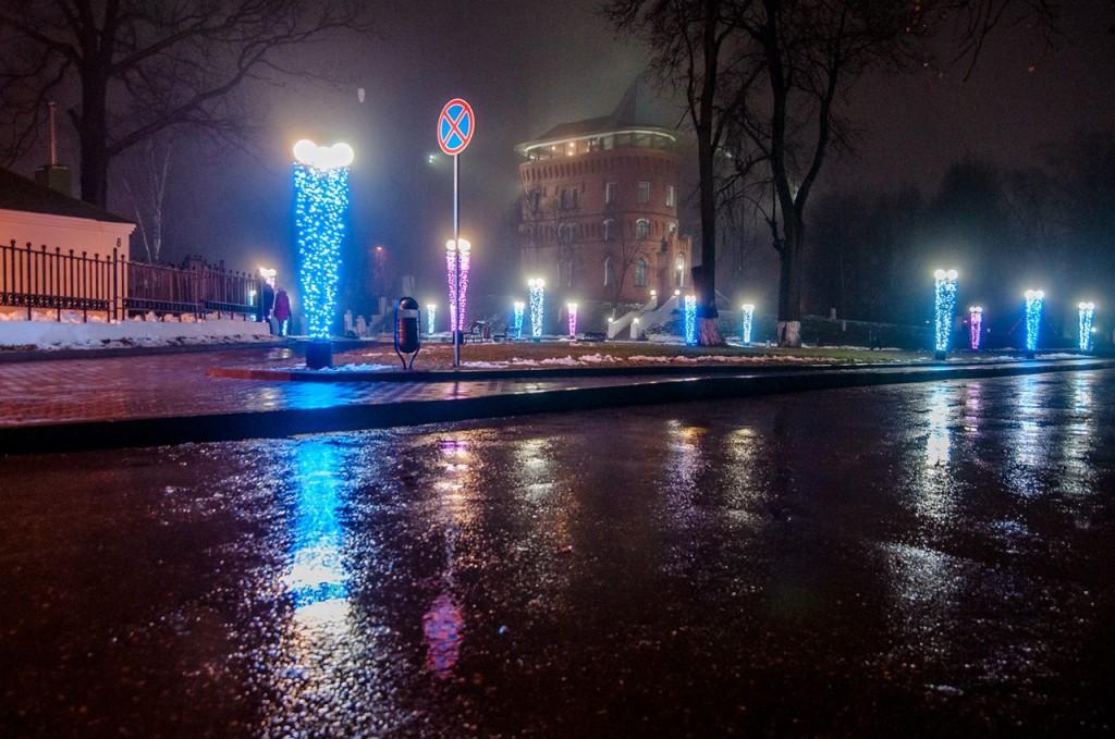 Ноябрьские туманы во Владимире 26