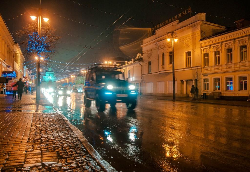Ноябрьские туманы во Владимире 28