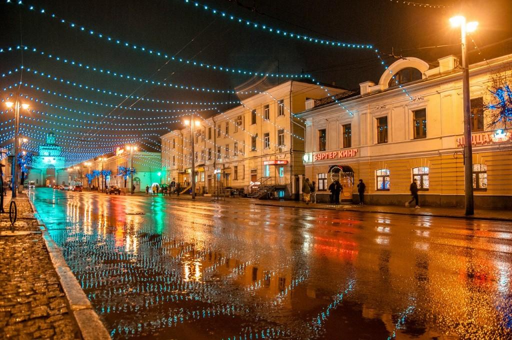 Ноябрьские туманы во Владимире 29
