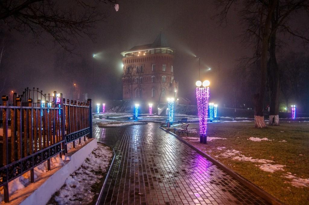 Ноябрьские туманы во Владимире 30