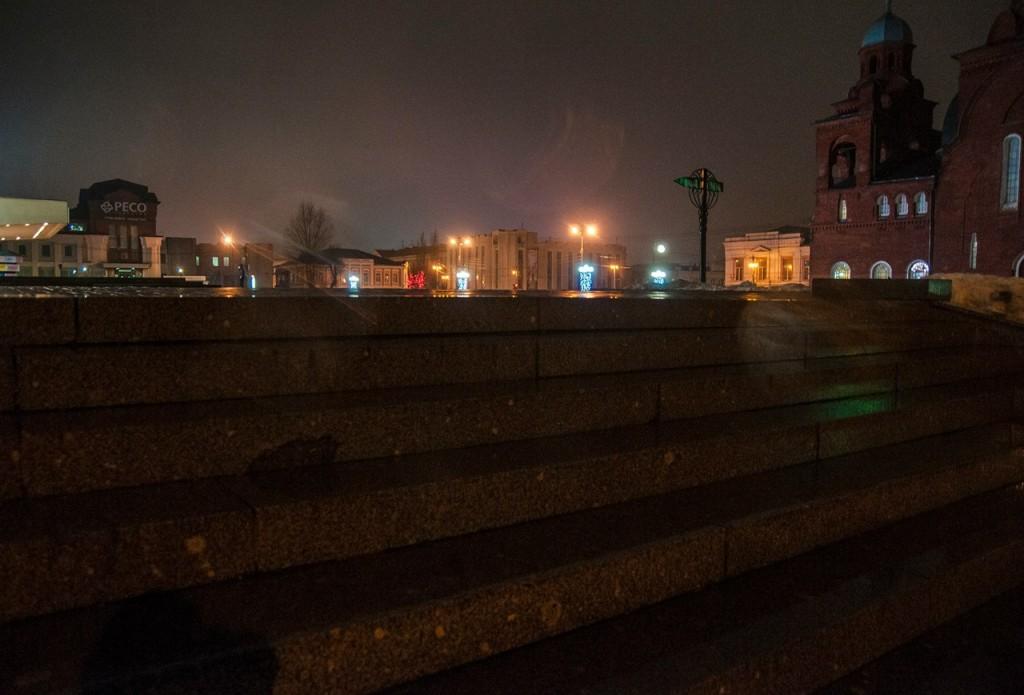 Ноябрьские туманы во Владимире 31