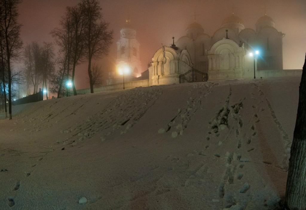 Ноябрьские туманы во Владимире 32