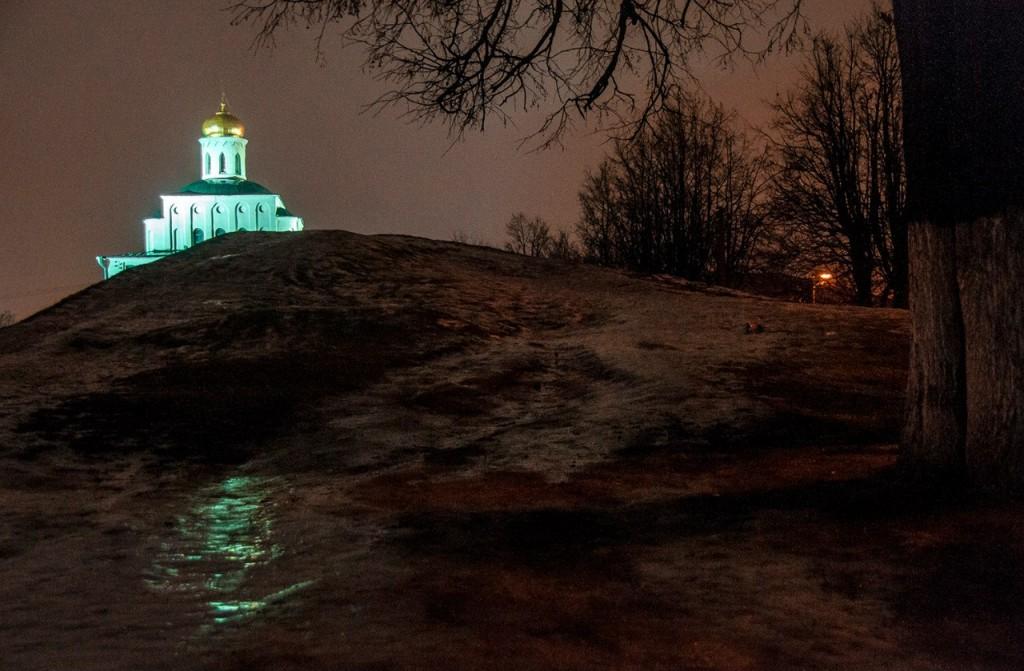 Ноябрьские туманы во Владимире 33