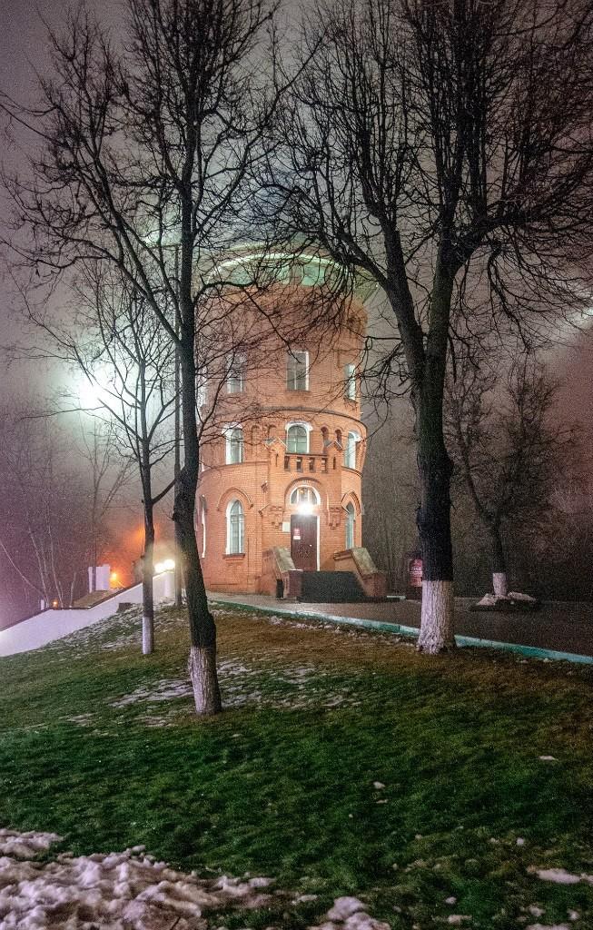 Ноябрьские туманы во Владимире 34