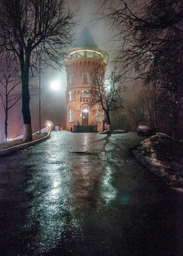 Ноябрьские туманы во Владимире 35