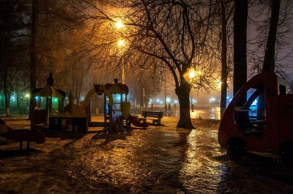 Ноябрьские туманы во Владимире 39