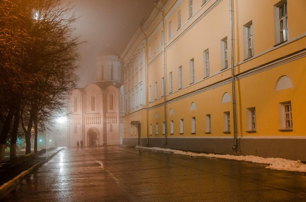 Ноябрьские туманы во Владимире 46