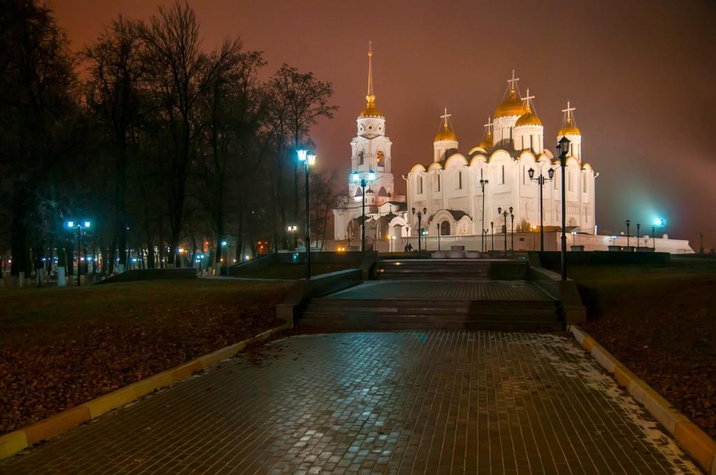 Однажды вечером во Владимире 03
