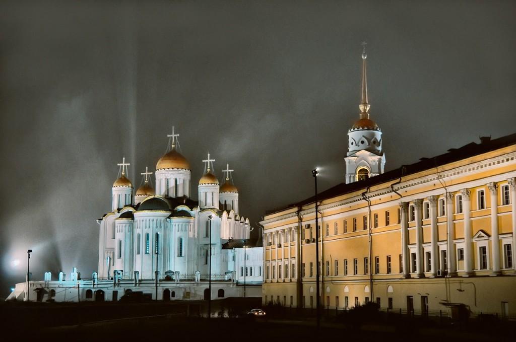 Однажды вечером во Владимире 04