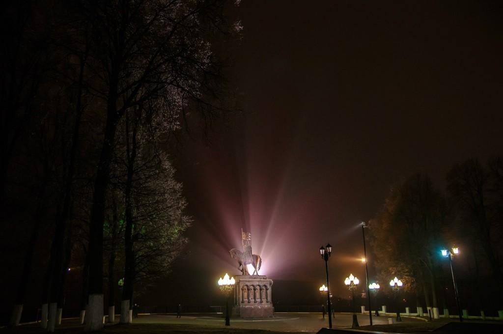 Однажды вечером во Владимире 07