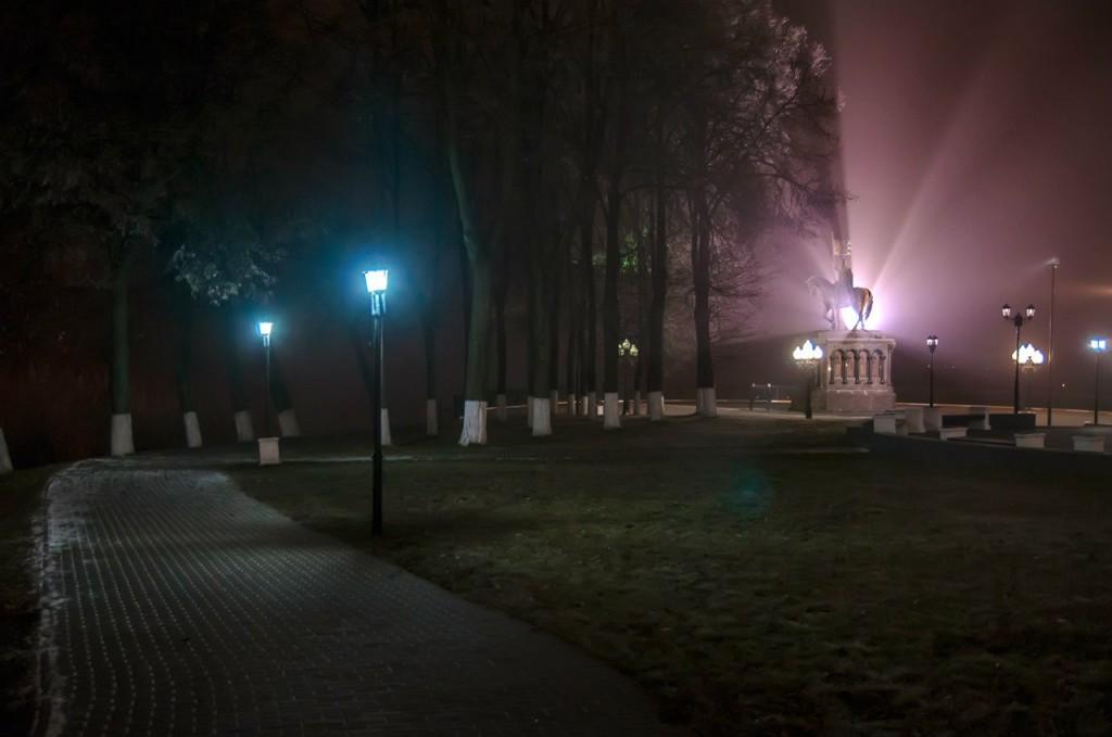 Однажды вечером во Владимире 08